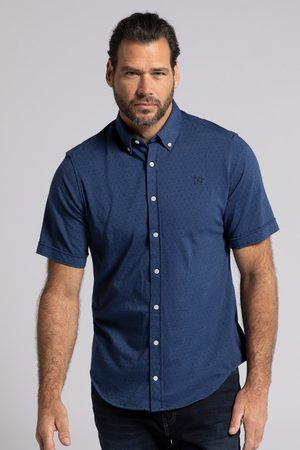 JP 1880 Grote Maten Jersey Overhemd Flexnamic®, Heren
