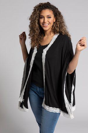 Ulla Popken Dames Kimono's - Grote Maten Jersey Kimono, Dames