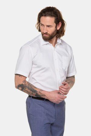 JP 1880 Heren Overhemden - Grote Maten Overhemd Met Korte Mouwen, Heren