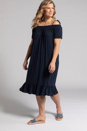 Ulla Popken Dames Jersey jurken - Grote Maten Jerseyjurk, Dames