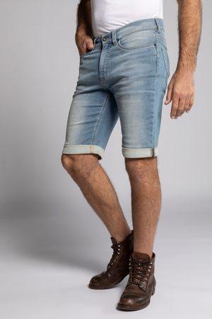 JP 1880 Heren Bermuda's - Grote Maten Jeansbermuda Flexnamic®, Heren