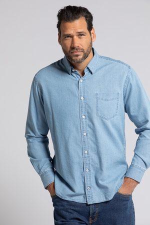 JP 1880 Grote Maten Jeansoverhemd, Heren