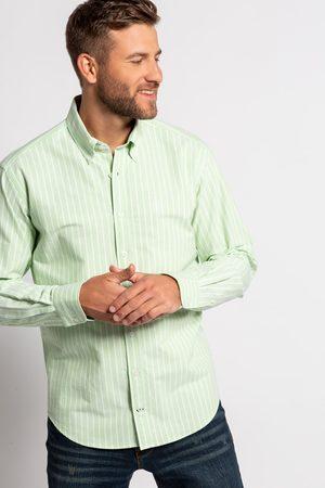 JP 1880 Heren Overhemden - Grote Maten Gestreept Overhemd, Heren