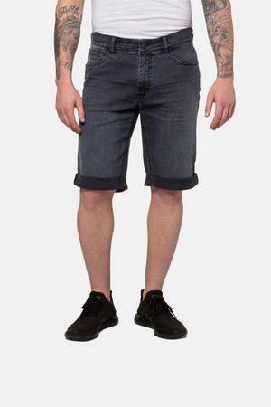 JP 1880 Grote Maten Jeans Bermuda, Heren