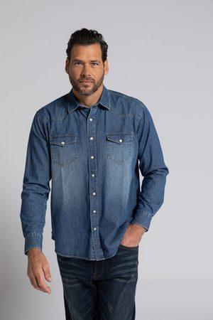 JP 1880 Grote Maten Jeans Overhemd, Heren