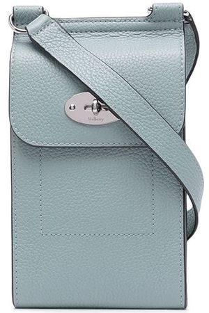 MULBERRY Mini Antony classic-grain cross-body bag