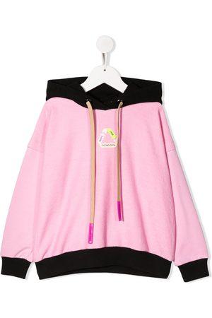 Natasha Zinko Two-tone hoodie