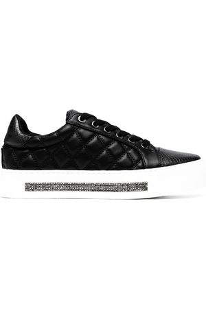 Carvela Jeo quilted low-top sneakers