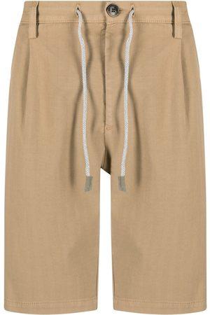 ELEVENTY Drawstring bermuda shorts