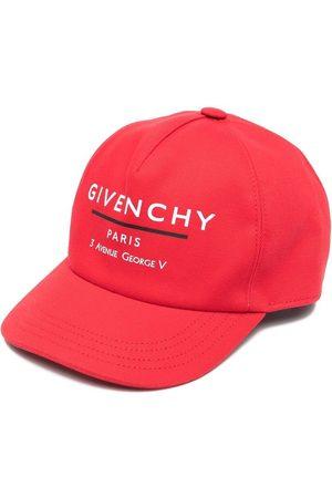 Givenchy Logo-print baseball cap