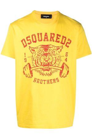 Dsquared2 Graphic-print T-shirt