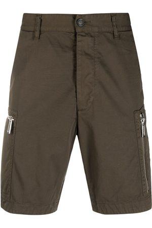 Dsquared2 Zip-pocket cargo shorts