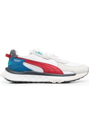 PUMA Wild Runner low-top sneakers