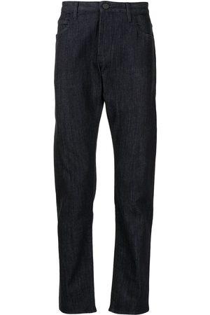 Armani Heren Straight - Straight-leg cotton jeans