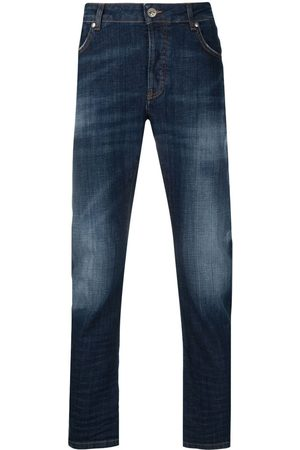 John Richmond Mick straight leg jeans