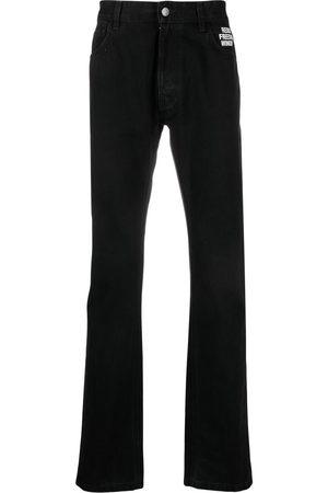 RAF SIMONS Slim-fit denim jeans