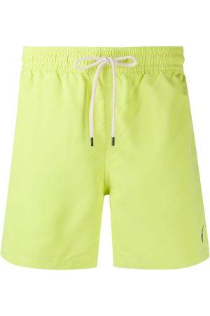 Polo Ralph Lauren Logo patch swim shorts