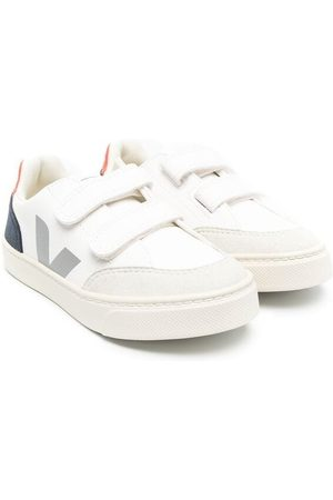 Veja V-12 touch-strap trainers