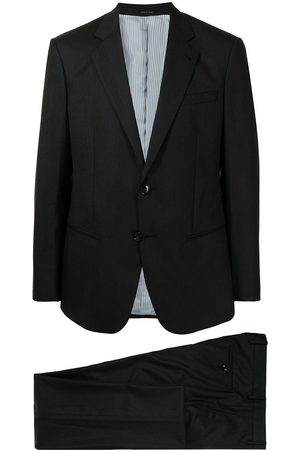 Armani Fine-stripe wool suit