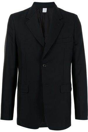 Comme des Garçons Tailored single-breasted blazer