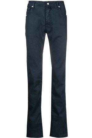 Jacob Cohen Straight-leg chino trousers