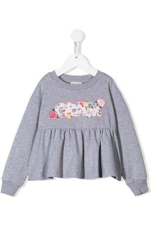 MONNALISA Glam sweatshirt