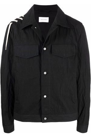 CRAIG GREEN Laced detail jacket