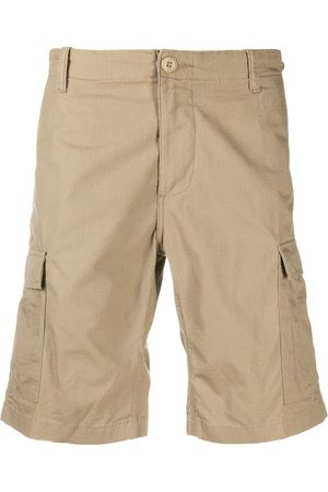 Carhartt Side logo patch shorts