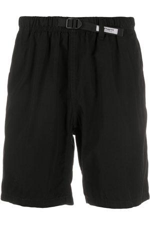 Carhartt Belted bermuda shorts