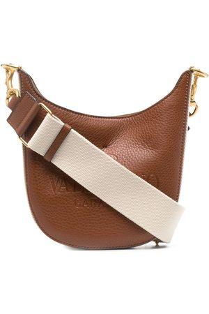 VALENTINO GARAVANI Identity leather shoulder bag