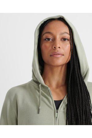 Superdry Dames Sport - Sport Flex hoodie met volledige rits