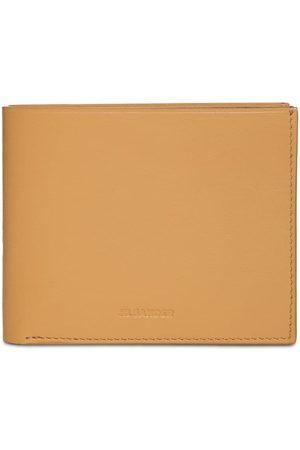 Jil Sander Heren Portefeuilles - Leather Billfold Wallet