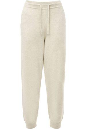 Isabel Marant Dames Joggingbroeken - Kira Knit Cotton Blend Sweatpants