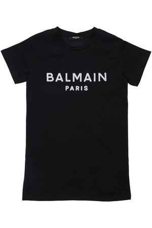 Balmain Organic Cotton S/s Dress