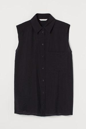 H&M Mouwloos hemd