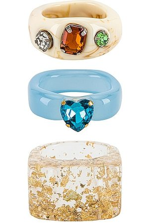 8 Other Reasons Acrylic Ring Set in