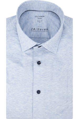 Olymp Luxor 24/7 modern fit overhemd met lange mouwen