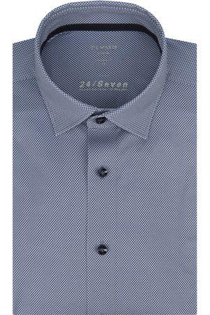 Olymp Luxor 24/seven overhemd met lange mouwen