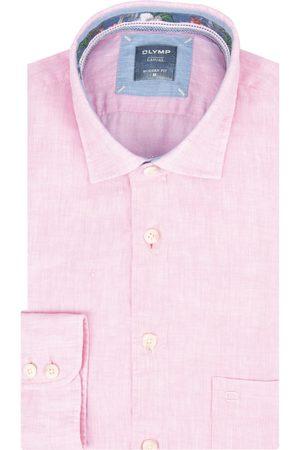 Olymp Casual overhemd met lange mouwen