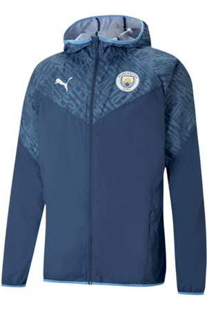 PUMA Heren Sweaters - Mcfc warmup jacket