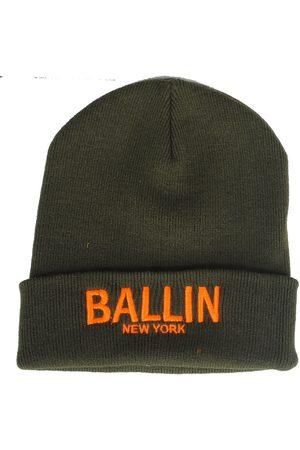 Ballin New York Ballin unisex muts army oranje geborduurd