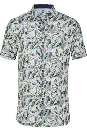 DESOTO Heren Overhemden - Overhemd korte mouw