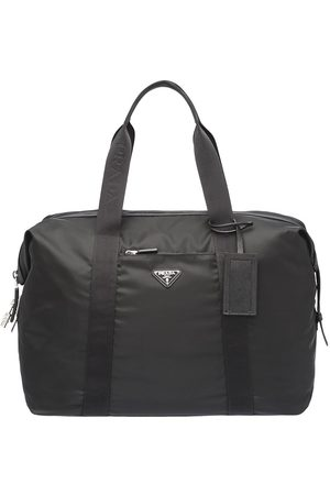 Prada Heren Reistassen - Re-Nylon duffle bag