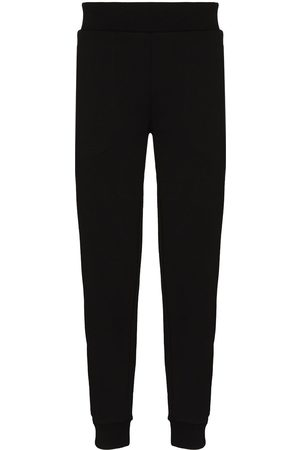 Moncler Side logo tape track trousers