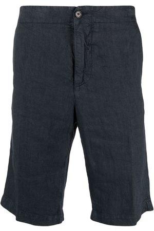 Aspesi Linen bermuda shorts