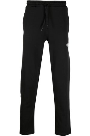 The North Face Logo print track pants