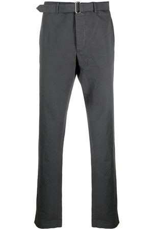 Officine Generale Belted-waist trousers