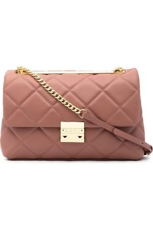 Carvela Large Bailey quilted shoulder bag