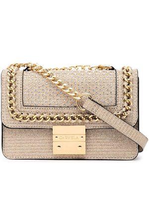 Carvela Mini Bailey crystal-embellished bag