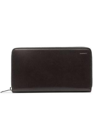 Bally Tallen continental zip wallet